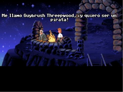 No es cosa de risa, pero siempre que me hablan de piratas mi memoria evoca al magnífico señor Threepwood.