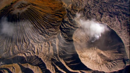 Volcanes. El origen de nuestro planeta.