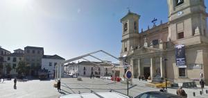 La plaza de España en la actualidad